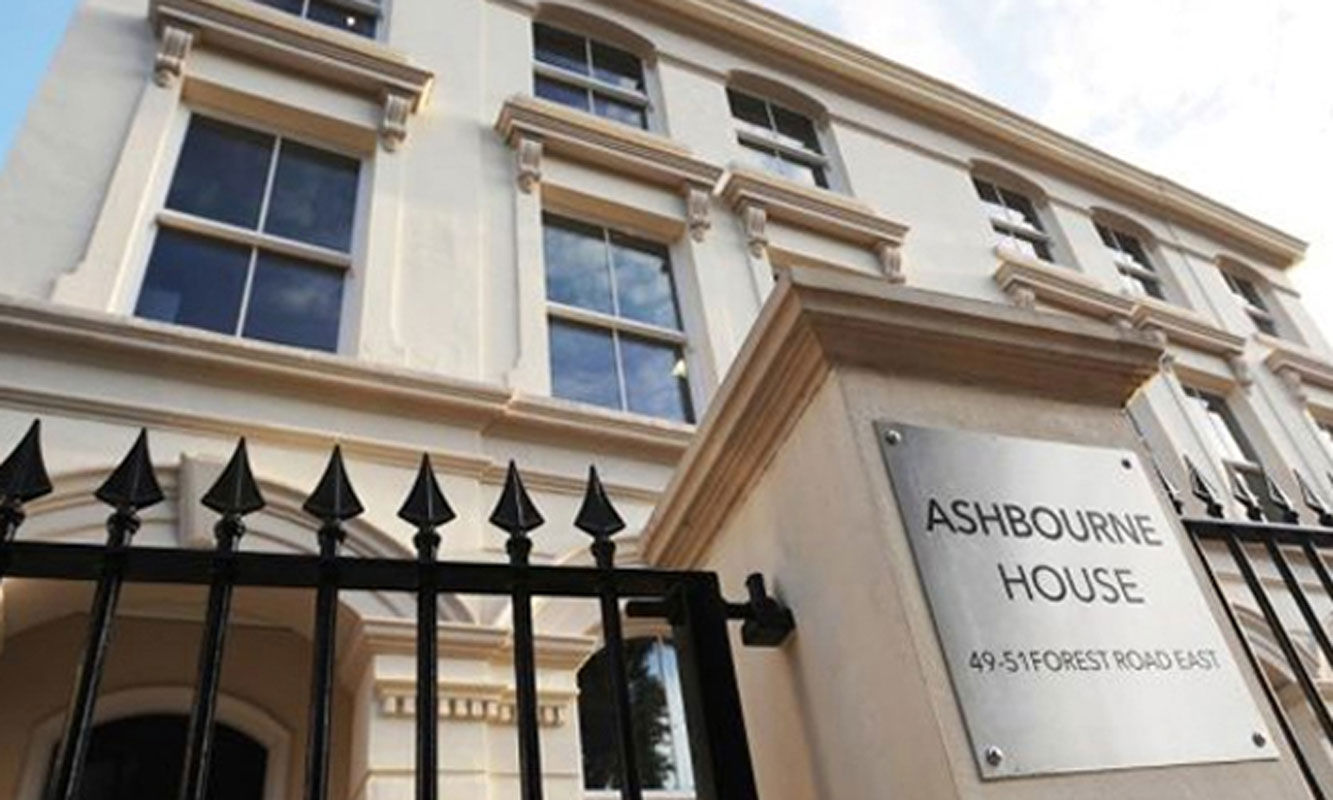 Ashbourne House